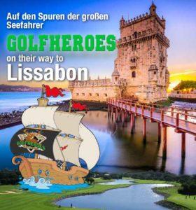 Golfheroes on Tour - Portugal 2020 @ Quinta da Marinha Golf Resort   Cascais   Lisboa   Portugal